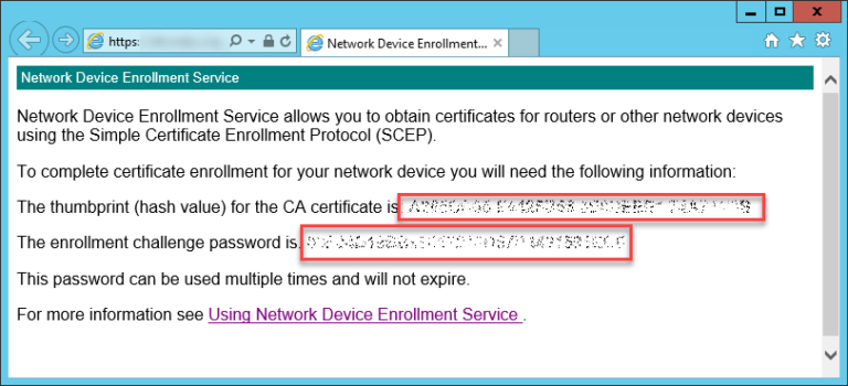 Configure IGEL wifi SCEP with NDES Part 1 - IGEL Experts