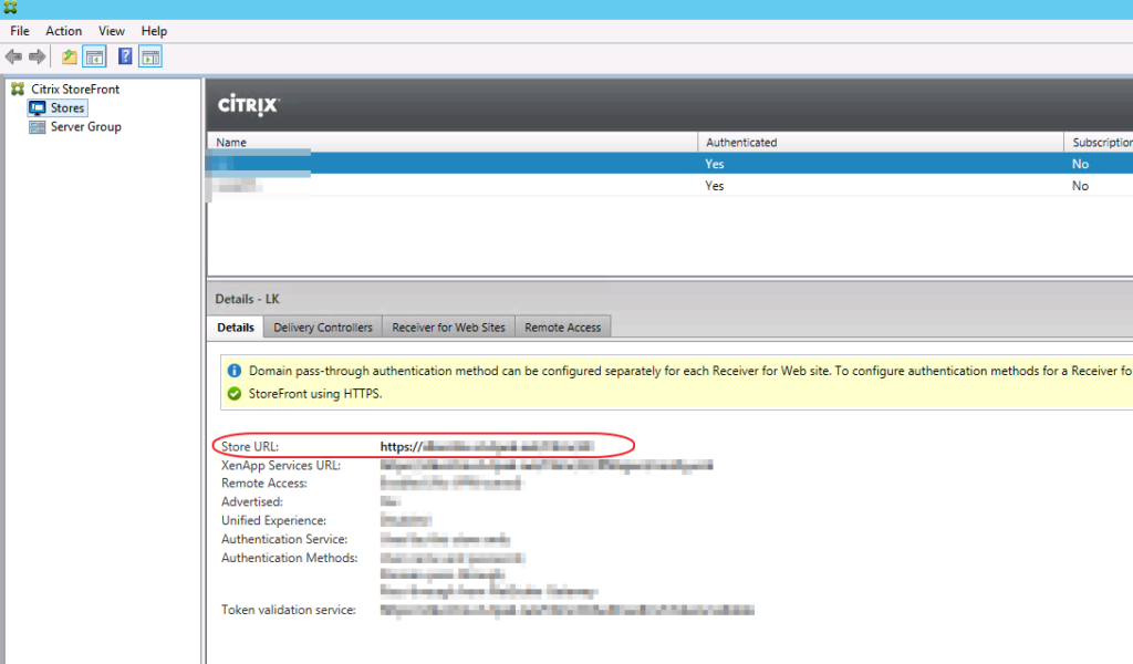 configure igel with citrix