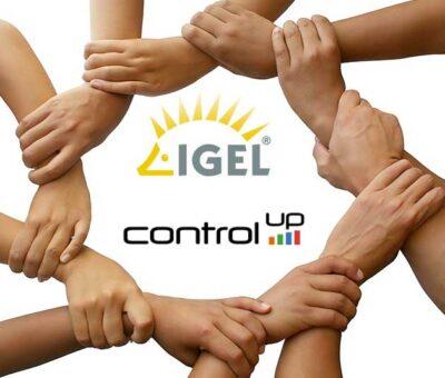 Igel + ControlUp v2